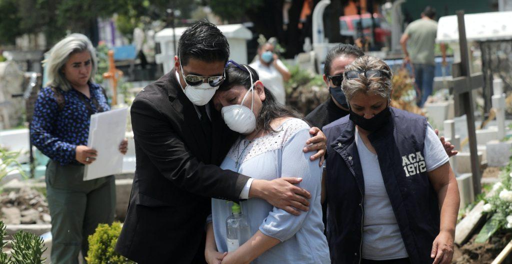 MÉXICO LLEGA A LAS 65 MIL 816 MUERTES POR COVID-19