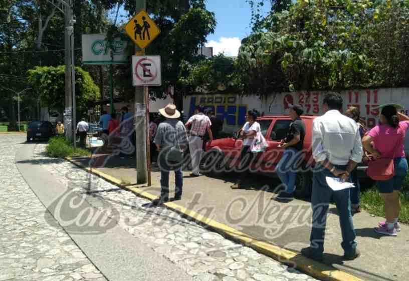 REPROBADA, CFE DE HUATUSCO