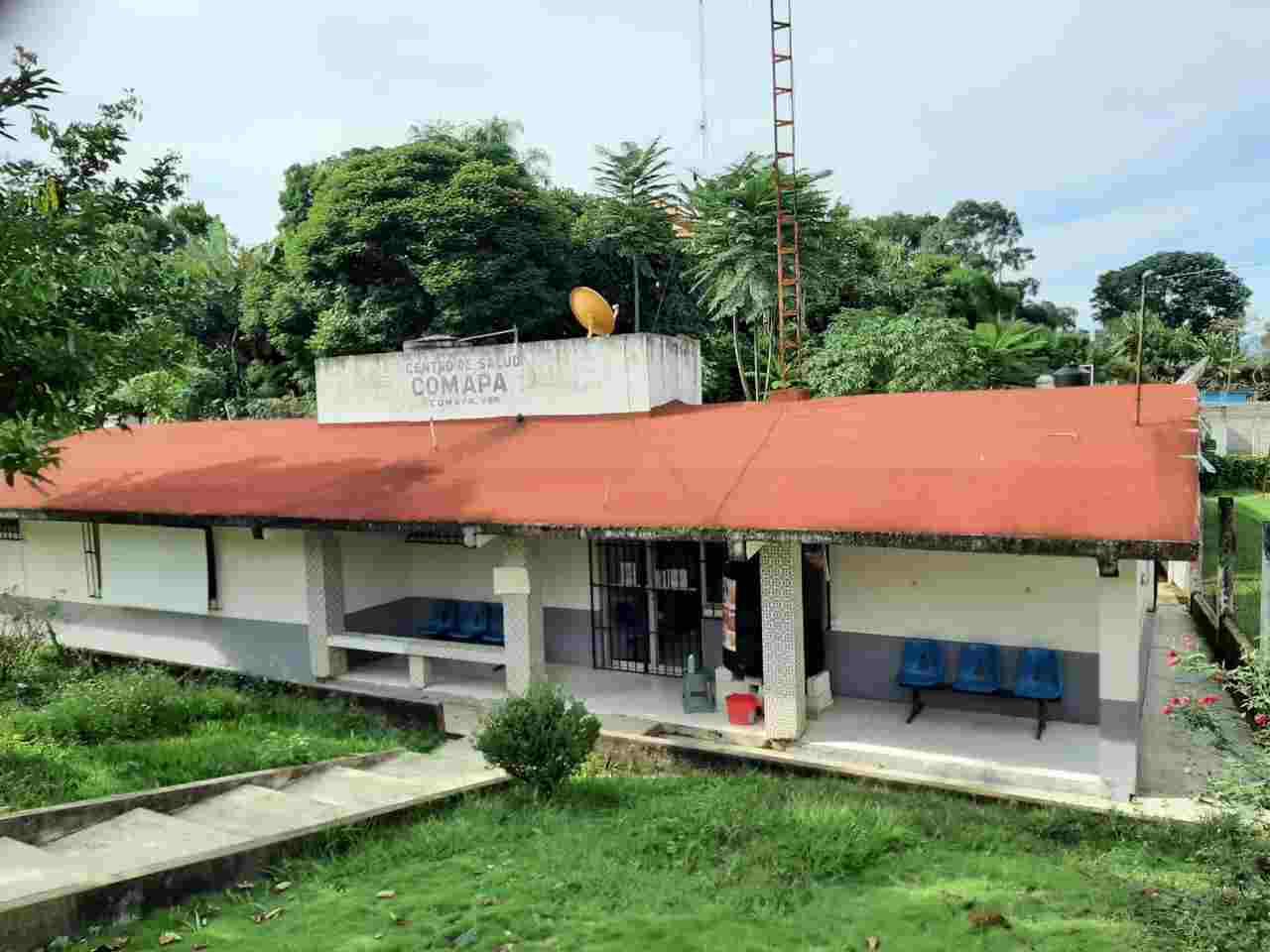 REHABILITARÁN CENTROS DE SALUD DE COMAPA