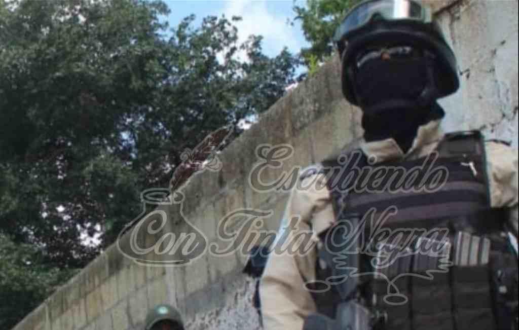 FUERZA CIVIL DETIENE A DOS EN HUATUSCO