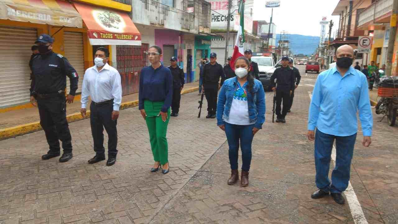CONMEMORAN EN IXHUATLÁN INICIO DE GUERRA DE INDEPENDENCIA