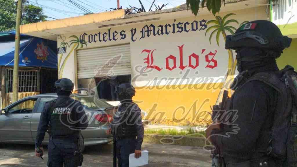"LEVANTAN A DUEÑO DE RESTAURANTE DE MARISCOS ""LOLOS"""