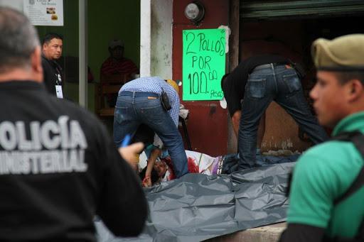 REPORTAN EN VERACRUZ MIL 450 HOMICIDIOS EN 2020