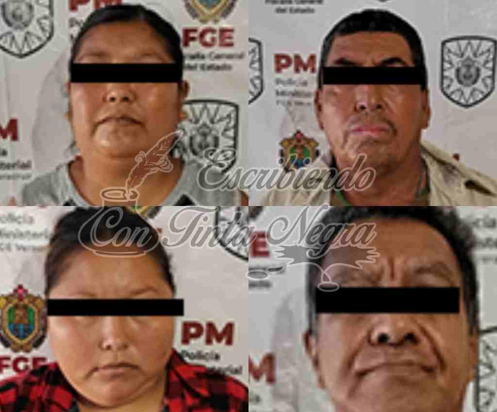 LOS VINCULAN A PROCESO POR EXPLOTAR SEXUALMENTE A NIÑA DE 9 AÑOS