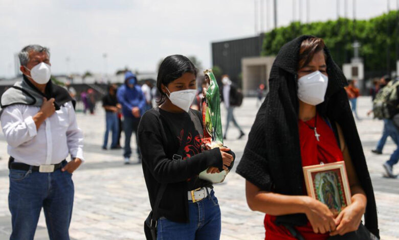 MÉXICO SUMA 90 MIL 773 MUERTES POR COVD