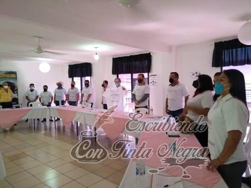 EMPRENDEN CAMPAÑA DE CONCIENTIZACIÓN SOBRE COVID-19