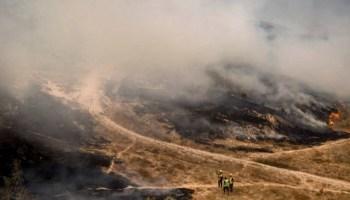 BOLIVIA DECLARA DESASTRE NACIONAL ANTE ENORMES INCENDIOS FORESTALES
