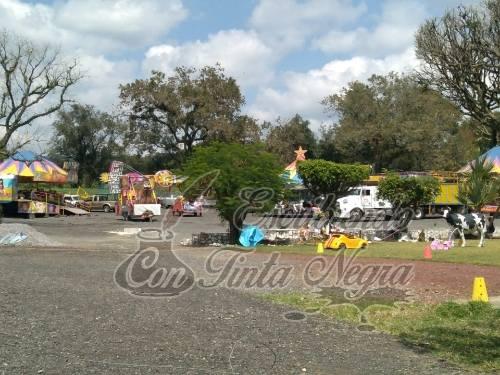 ADOLFO RIVERA ABRE FERIA EN PLENA CONTINGENCIA SANITARIA