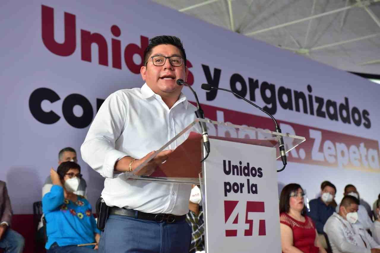 LA UNIDAD SERÁ SIEMPRE NUESTRA CARTA DE PRESENTACIÓN: ESTEBAN R. ZEPETA