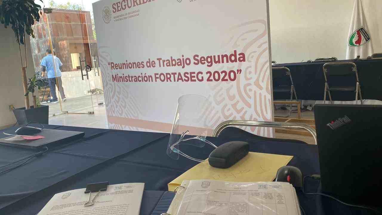 FORTÍN RECIBIRÁ OTROS DOS MILLONES PARA SEGURIDAD
