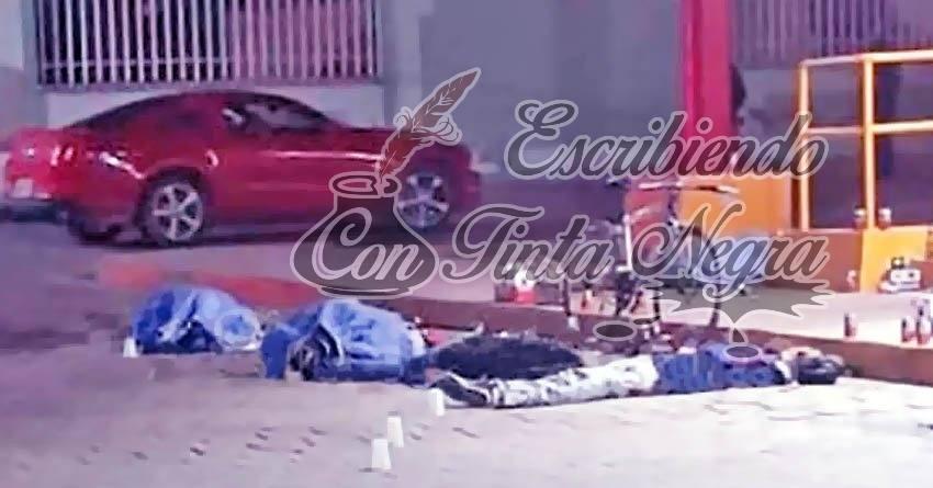 IDENTIFICAN A EJECUTADOS EN TECAMACHALCO; TRES ERAN DE VERACRUZ