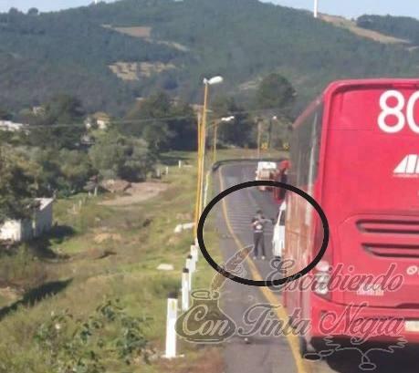 ASALTAN A AUTOMOVILISTAS EN CUMBRES DE MALTRATA