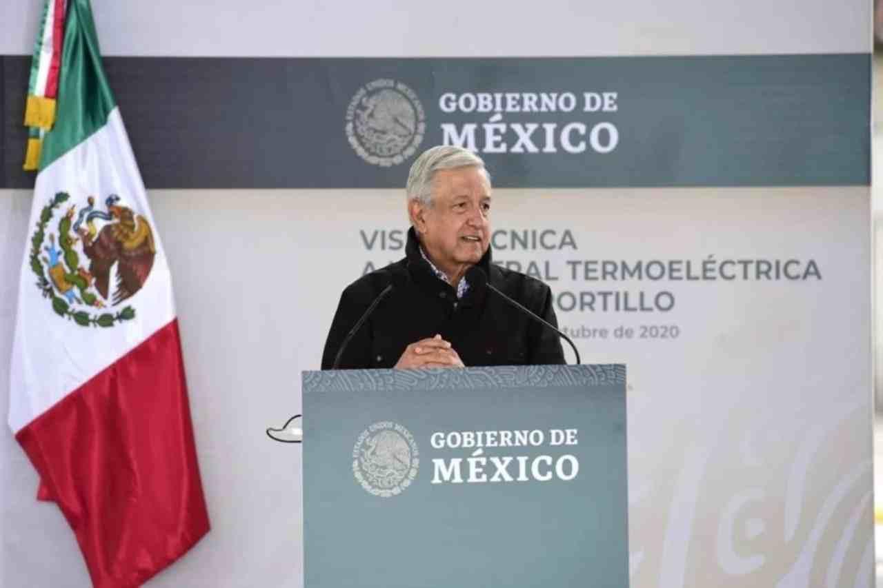 MÉXICO NO FIRMÓ CONVENIOS ENERGÉTICOS CON ESTADOS UNIDOS, DICE AMLO