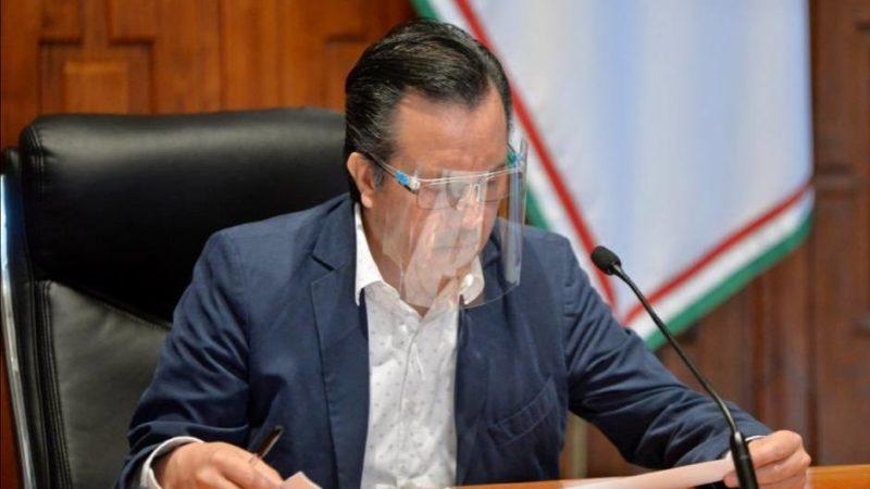 GOBERNADOR PIDE A AYUNTAMIENTOS APROBAR REESTRUCTURACIÓN DE DEUDA