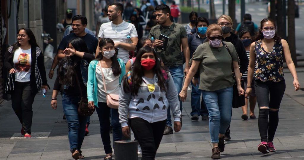 MÉXICO REBASA LOS 85 MIL MUERTOS POR COVID-19