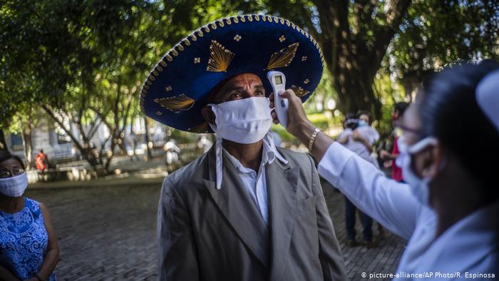 MÉXICO ALCANZA LOS 95 MIL 225 MUERTOS POR COVID-19