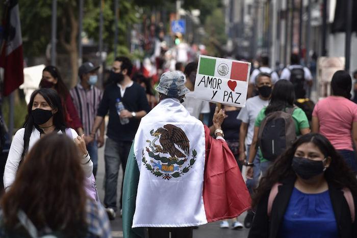 MÉXICO SUMA 96 MIL 430 MUERTES POR COVID