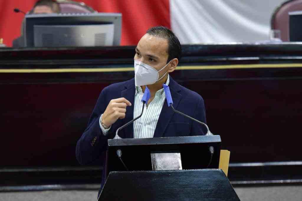 PROPONE DIPUTADO DISPOSICIONES PARA ELECCIÓN DE LA MESA DIRECTIVA DEL CONGRESO