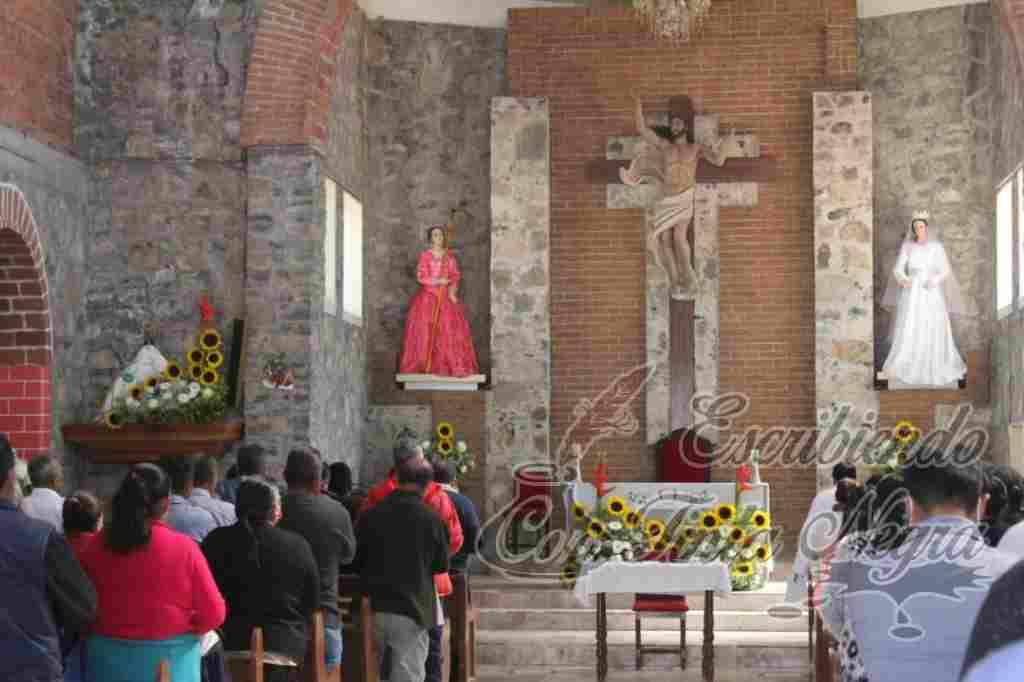 HABRÁ CELEBRACIÓN EL 12 DE DICIEMBRE EN ALPATLÁHUAC