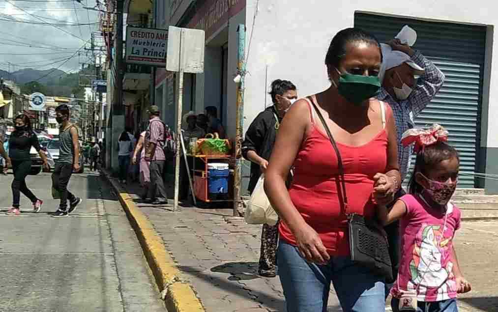 CIERRA OCTUBRE CON MÁS CASOS DE COVID EN COSCOMATEPEC Y HUATUSCO