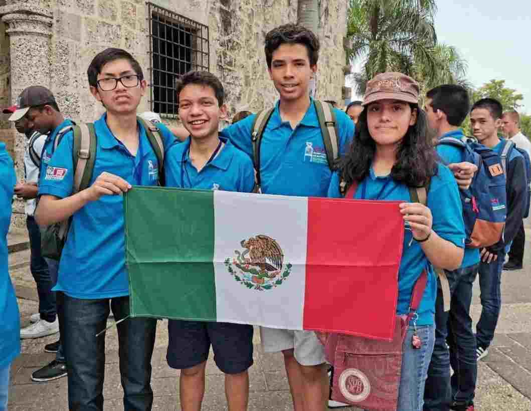 JÓVENES MEXICANOS GANAN EN OLIMPIADA INTERNACIONAL DE MATEMÁTICAS