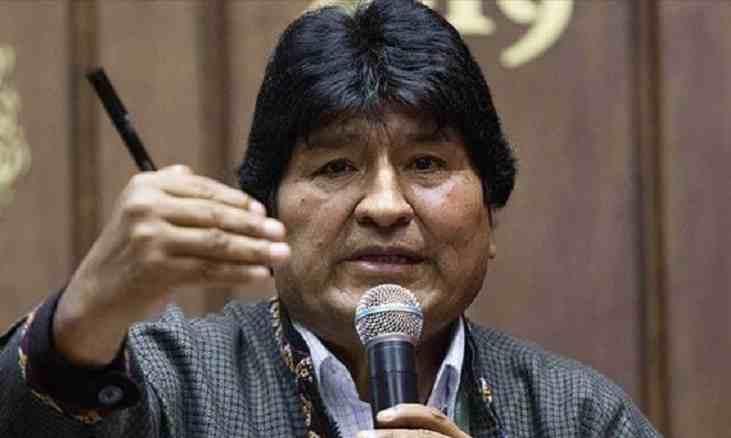 EVO MORALES REGRESARÁ A BOLIVIA EL PRÓXIMO LUNES