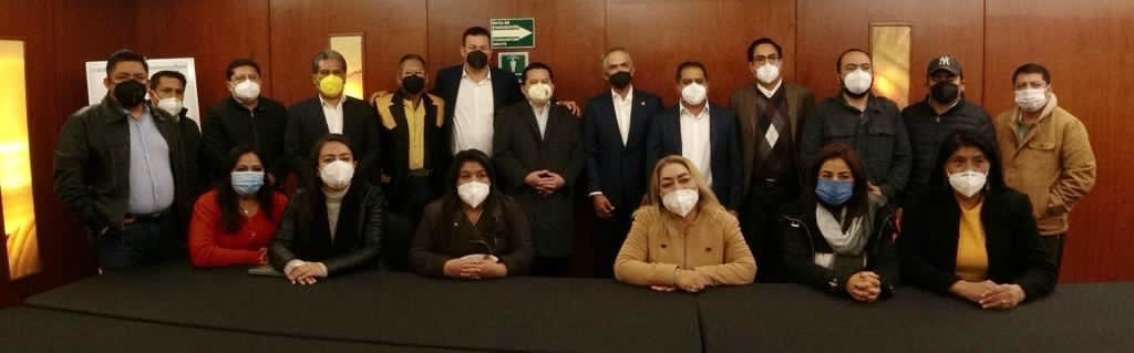 PRD DENUNCIA ANTE FISCALÍA GENERAL DE LA REPÚBLICA AMENAZAS A ALCALDES