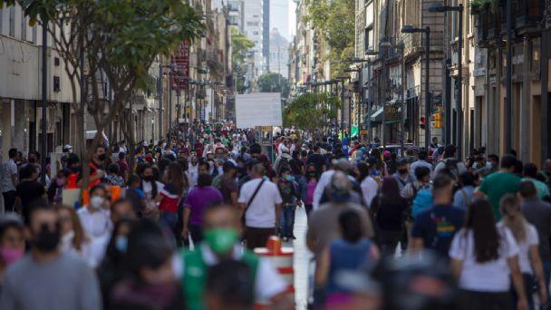 MÉXICO LLEGA A LOS 93 MIL 772 MUERTOS DE COVID-19