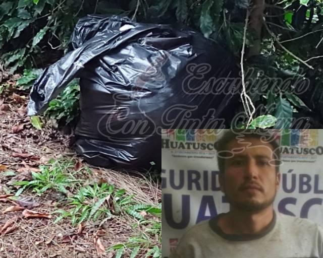 IDENTIFICAN A DESCUARTIZADO DE COMAPA, ERA DE HUATUSCO
