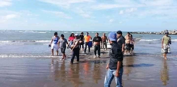 TRAGEDIA EN ALVARADO: MUEREN TRES MENORES AHOGADOS