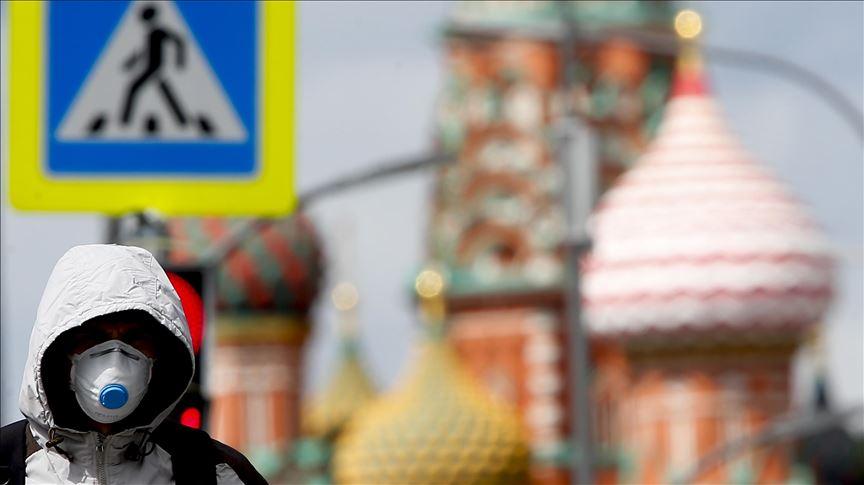 RUSIA SE DESTAPA COMO EL TERCER PAÍS CON MÁS MUERTES POR COVID EN EL MUNDO