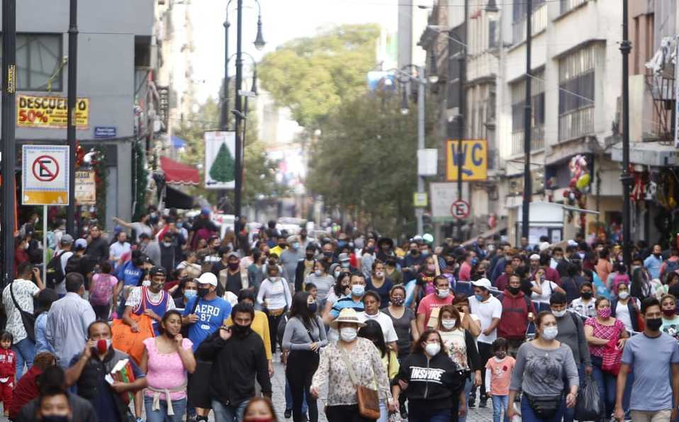 MÉXICO SUMA UN MILLÓN 175 MIL 850 CONTAGIOS DE COVID