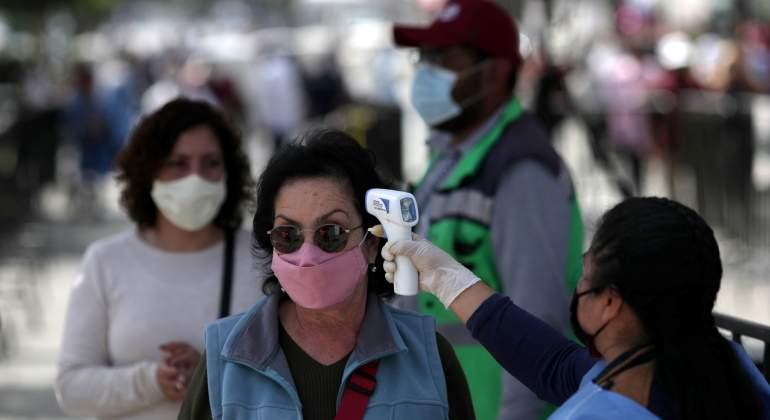 MÉXICO SUMA 110,074 MUERTES POR COVID