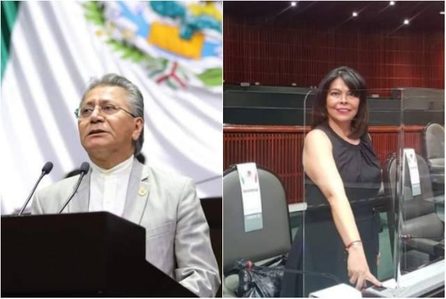 ELEUTERIO ARRIETA Y ZAIRA OCHOA QUIEREN SEGUIR VIVIENDO A COSTA DEL PUEBLO
