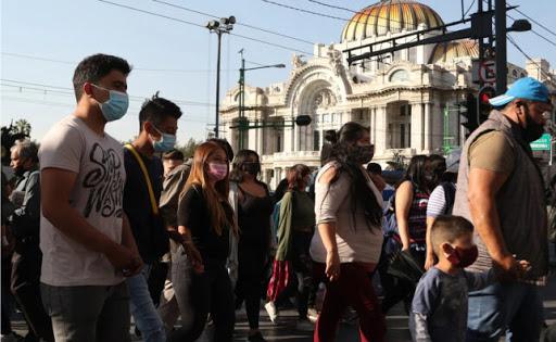 MÉXICO SUMA 106,765 MUERTOS POR COVID