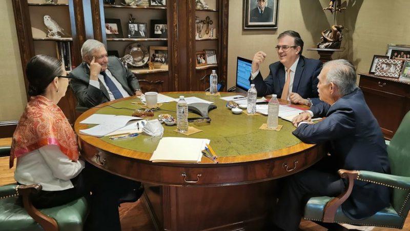 """""""FUE AMABLE Y RESPETUOSO""""; PRIMERA CONVERSACIÓN CON JOE BIDEN"""