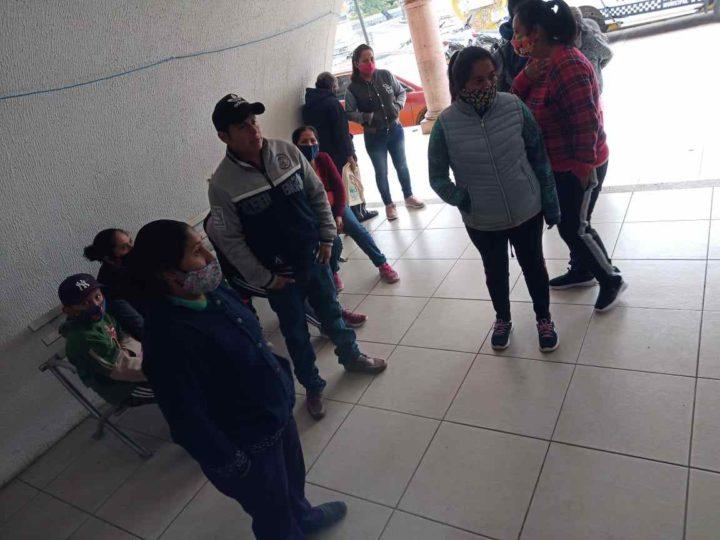 ALCALDESA DE CHOCAMÁN INICIA 2021 CON EL PIE IZQUIERDO