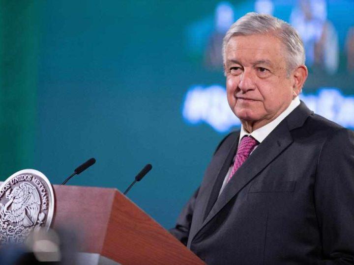 AMLO NO DESCARTA CREAR RED SOCIAL EN MÉXICO CONTRA CENSURA