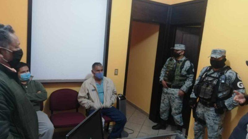 MANTIENEN SUSPENSIÓN DE FIESTAS PATRONALES EN COMAPA