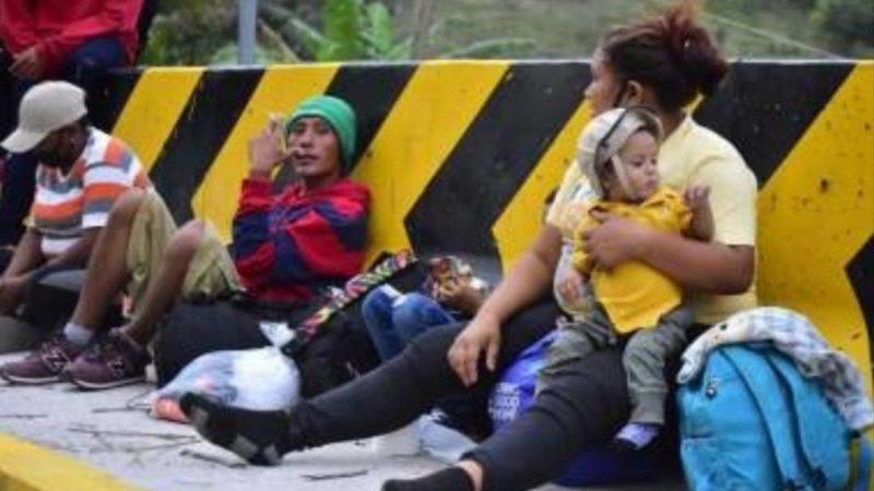 MÉXICO ANUNCIA QUE ESTACIONES MIGRATORIAS NO ALBERGARÁN A NIÑOS