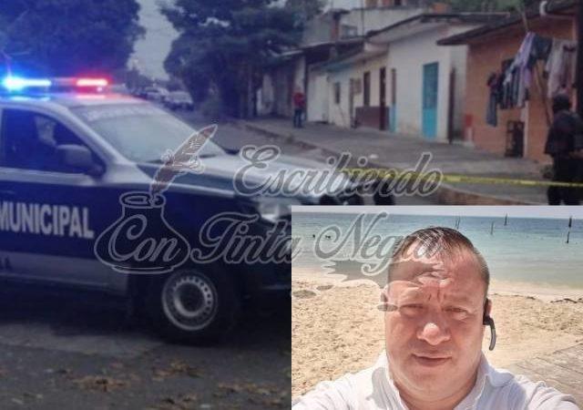SE SUICIDA EX ESCOLTA