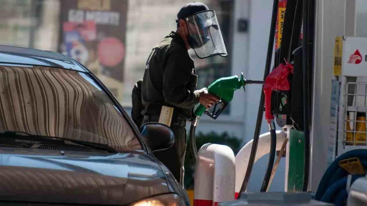 SUBE PRECIO DE LA GASOLINA EN MÉXICO POR FRÍO EXTREMO EN EU
