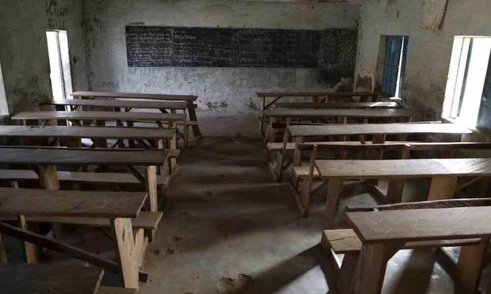 SECUESTRAN CERCA DE 320 ALUMNAS EN UNA ESCUELA DE NIGERIA