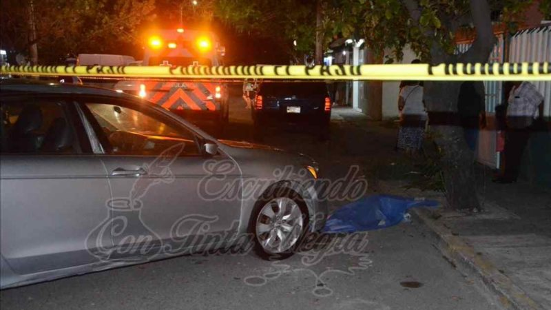 ATROPELLA Y MATA A SU MADRE POR ACCIDENTE