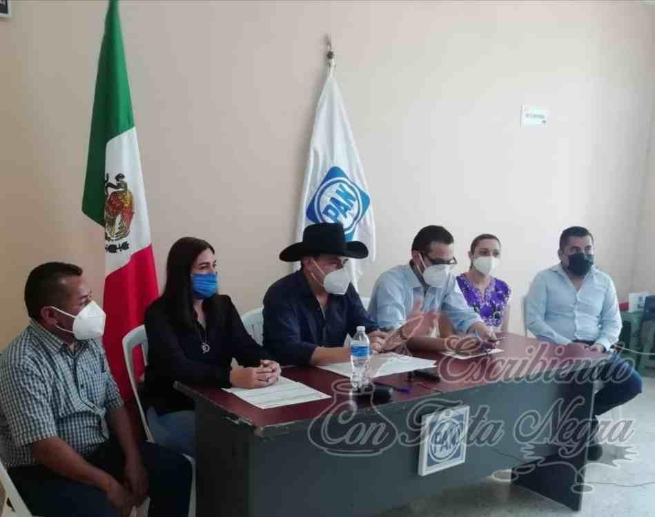 PANISTAS RECHAZAN ALIANZA EN HUATUSCO