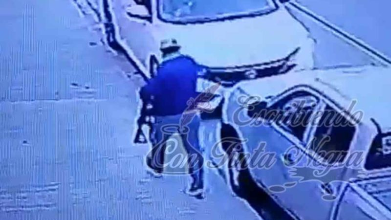 RECUPERAN ARMAS ROBADAS A POLICÍAS MINISTERIALES