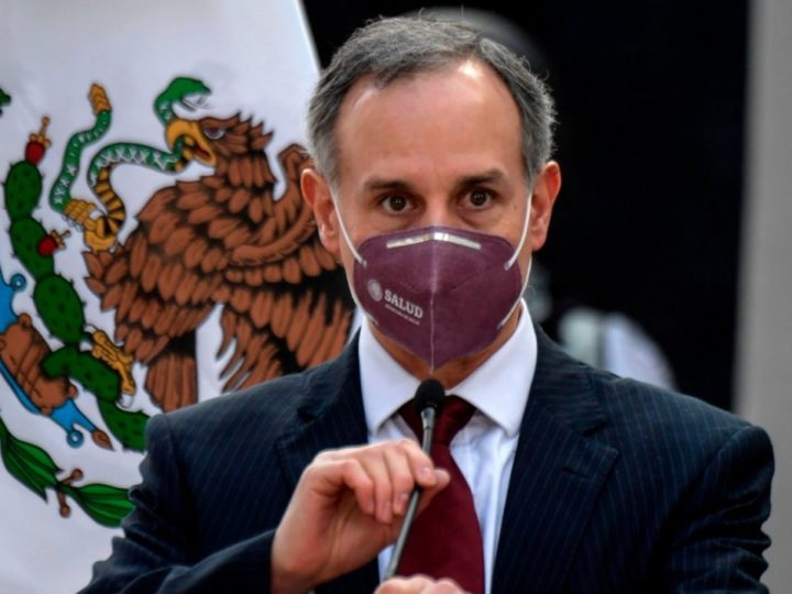 LÓPEZ-GATELL HA REQUERIDO OXIGENACIÓN SUPLEMENTARIA EN LOS ÚLTIMOS DÍAS: SALUD