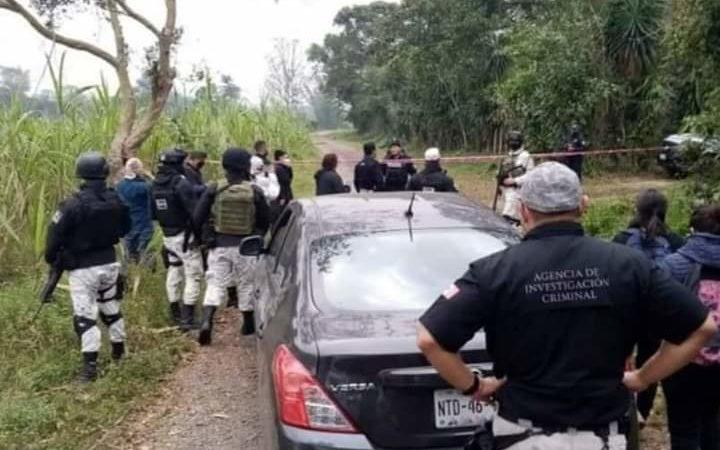 SUMAN 5 CUERPOS HALLADOS EN FOSAS DE IXTAC