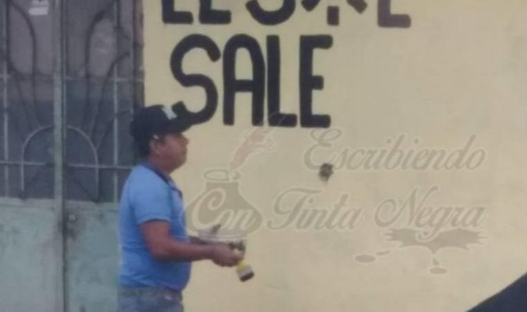 DIRECTOR DE AGUA HACE PROSELITISMO EN HORAS DE TRABAJO