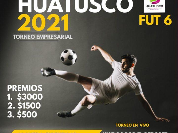 REACTIVAN TORNEOS DE FUTBOL EN HUATUSCO